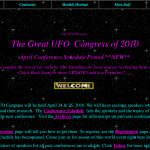 The Great UFO Conference of 2010